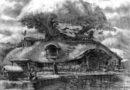 Architektura nierealna – dom hobbita