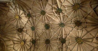 Zaawansowane sklepienia średniowieczne