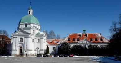 kościół sakramentek w warszawie