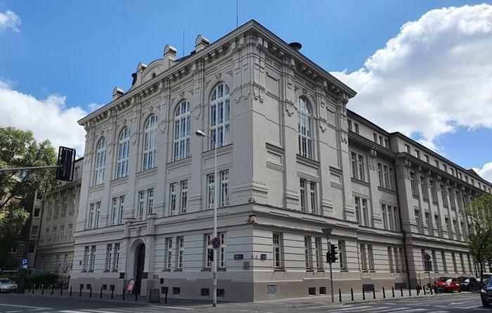 Gmach Wydziału Architektury w Warszawie