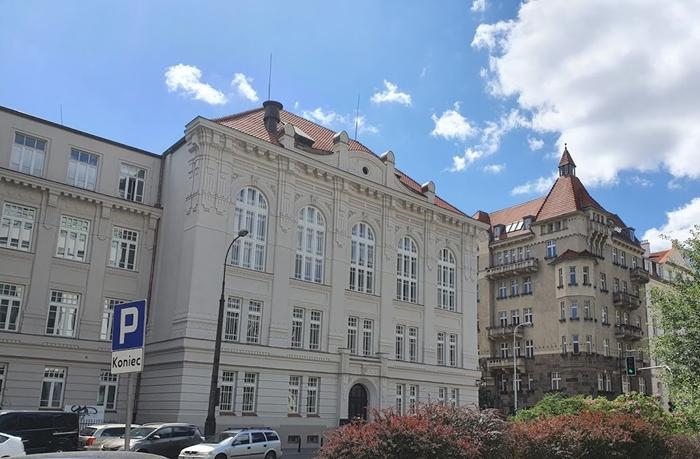 Gmach architektury warszawskiej