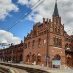 Dworzec w Nowych Skalmierzycach