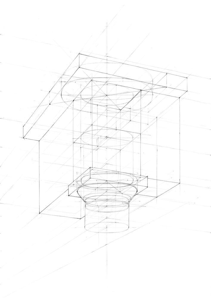 pierwsza fraza rysunku architektonicznego ukończona