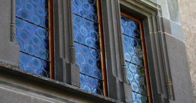 Gomółki – średniowieczne szyby