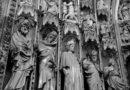 Gotycka rzeźba portalowa