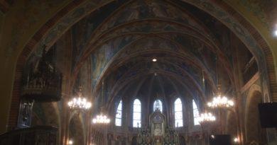 Ołtarz Sanktuarium Matki Bożej Gietrzwałdzkiej
