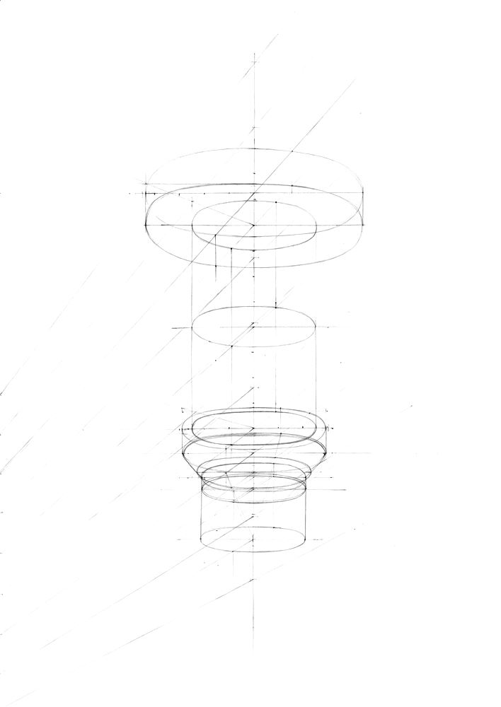 rysunek elips figura obrotowa